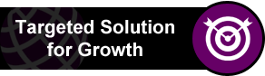 Targeted Solution for Growth